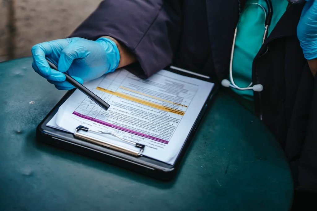 Gain Medical Evidence