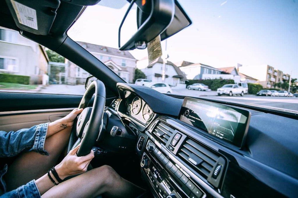 Inexperience Behind The Wheel