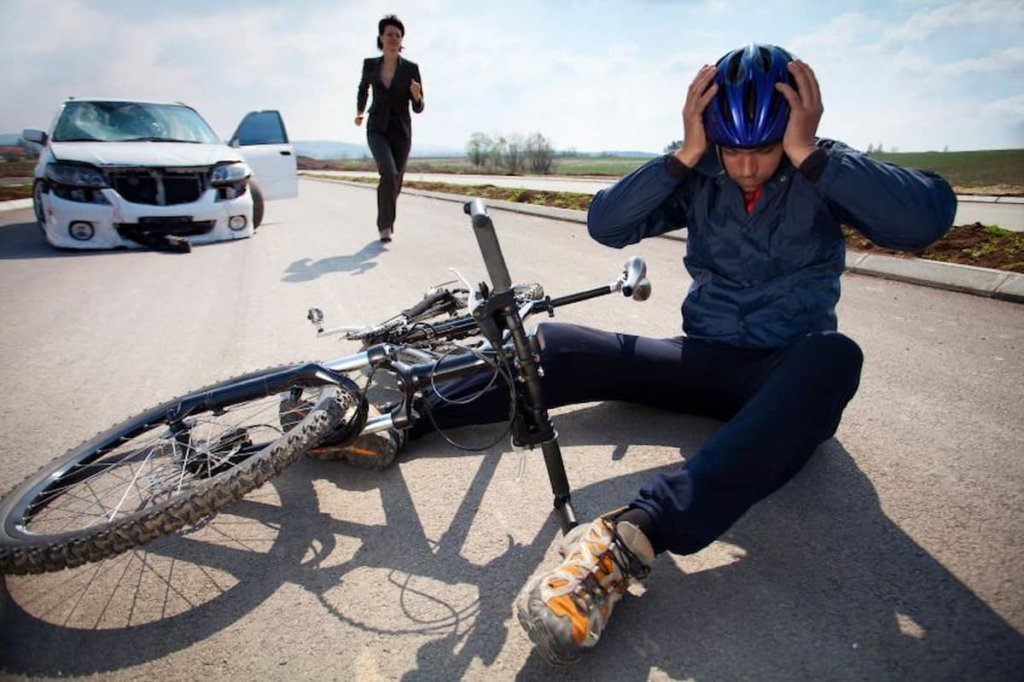What can I claim as a result of a cycling accident