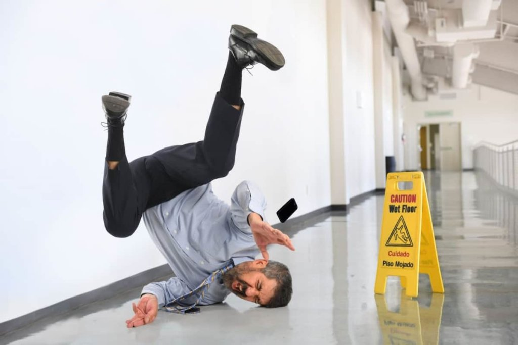 What is a Slip and Fall Injury