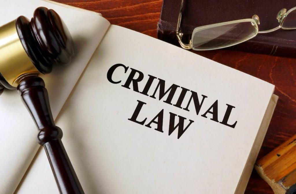 What is criminal defense law