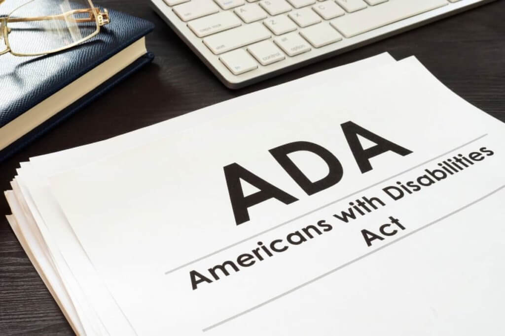 Work with the ADA