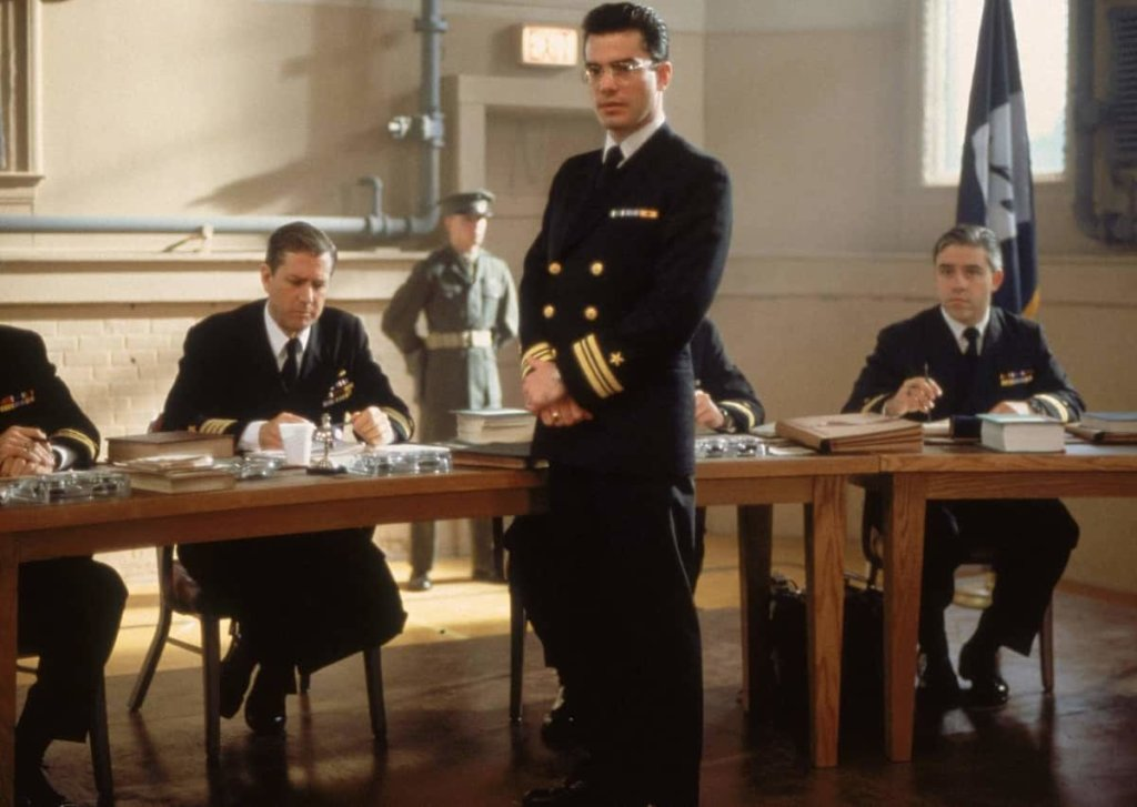 What is the difference between a summary court-martial and a full court-martial