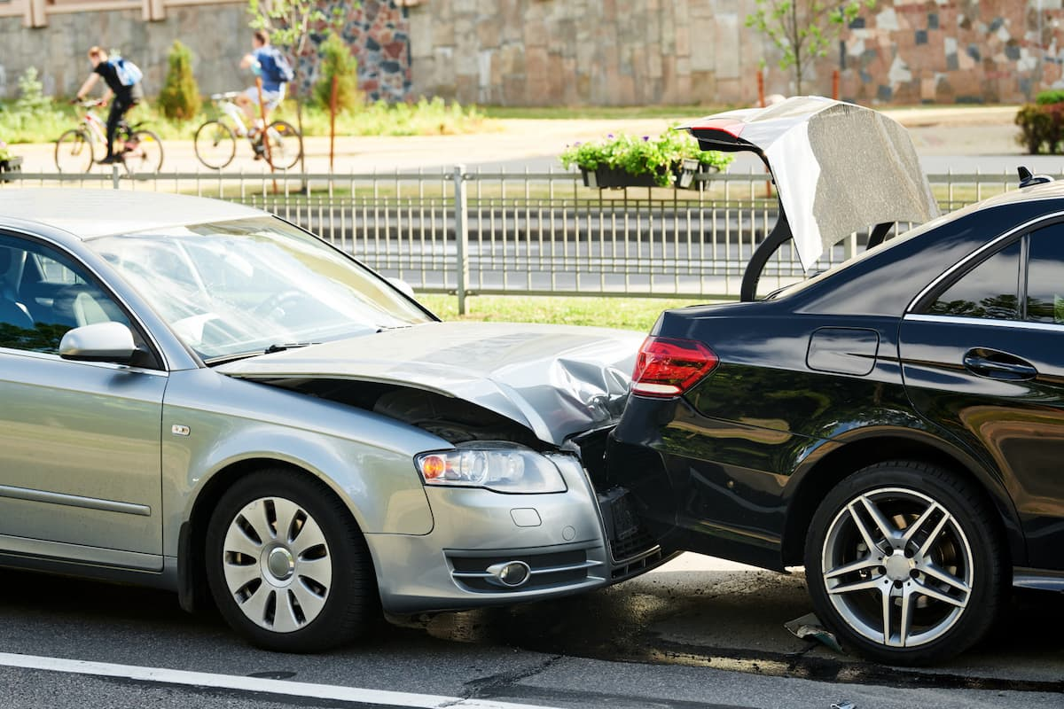 types of car accidents