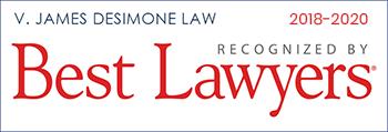 V. James DeSimone Law