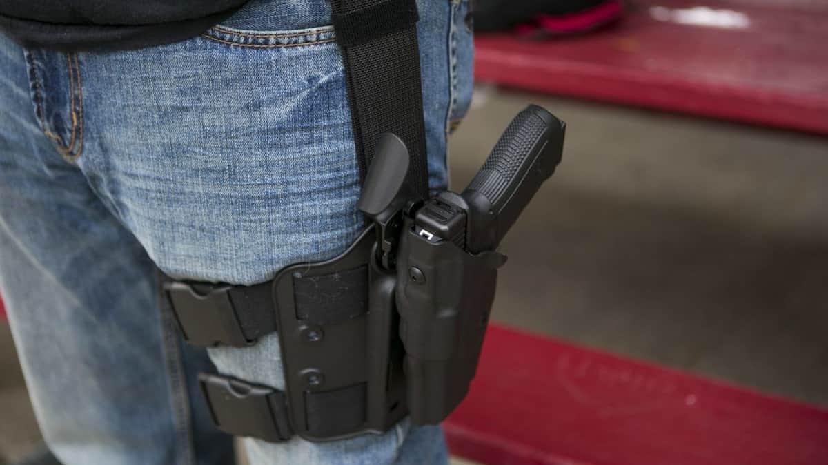 Carry Guns