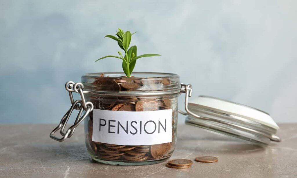 Compensation with a DC pension