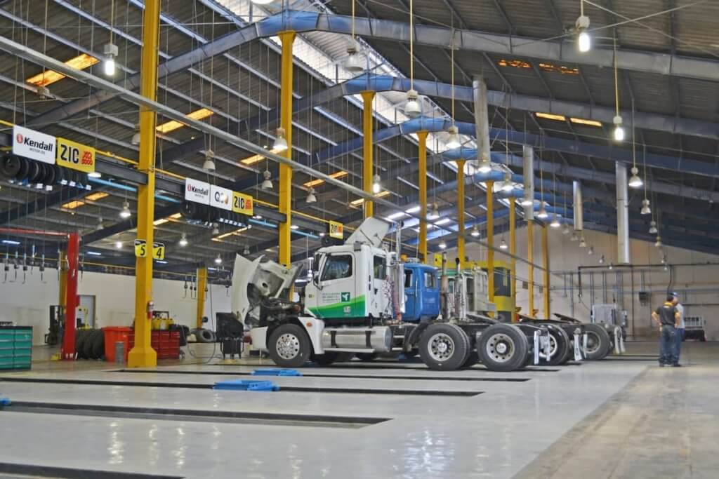 Truck Manufacturers And Part Makers