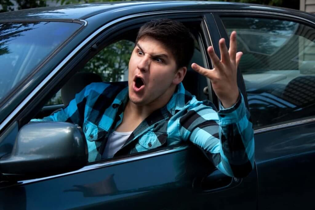 Definition of Aggressive Driving