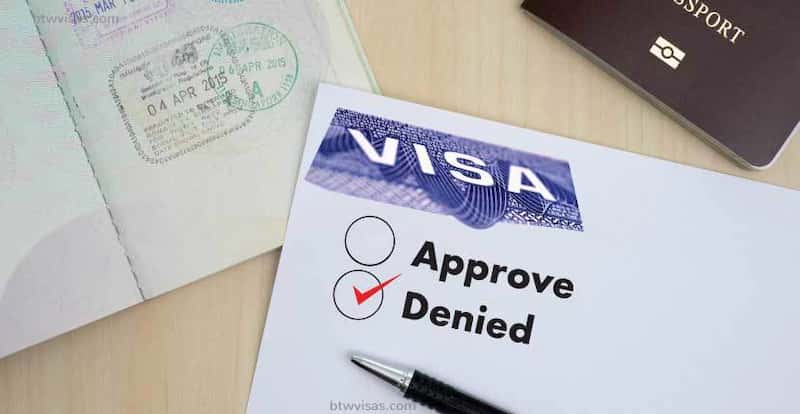 Failing to Obey Your Visa Terms
