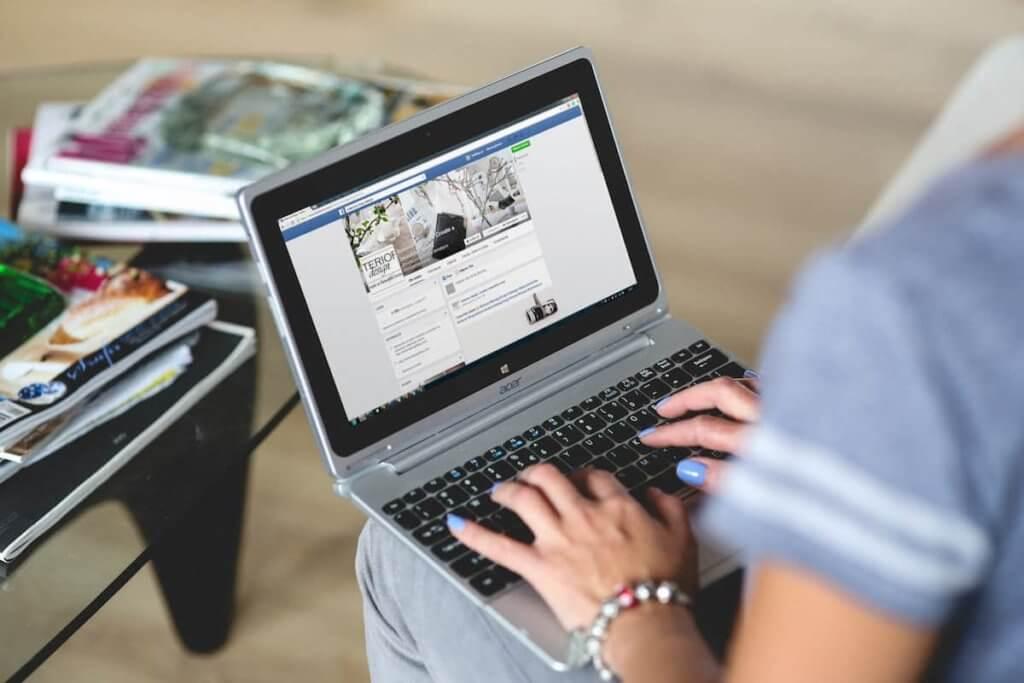 Have A Presence On Social Media