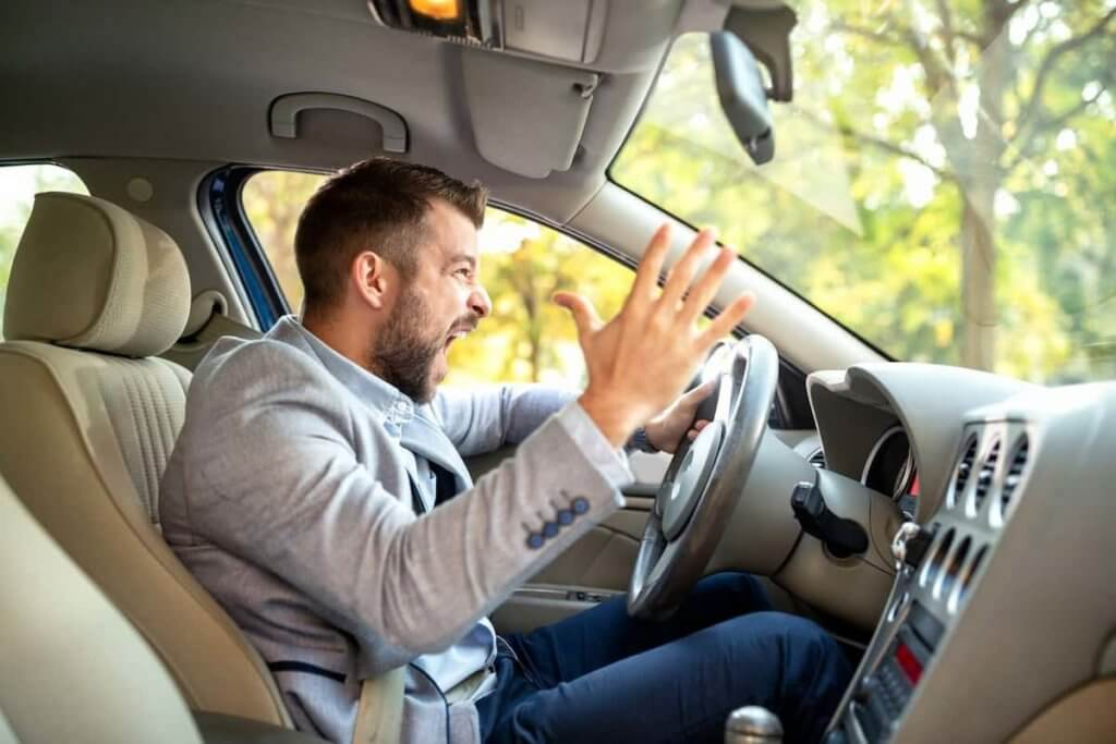 Penalties for Aggressive Driving