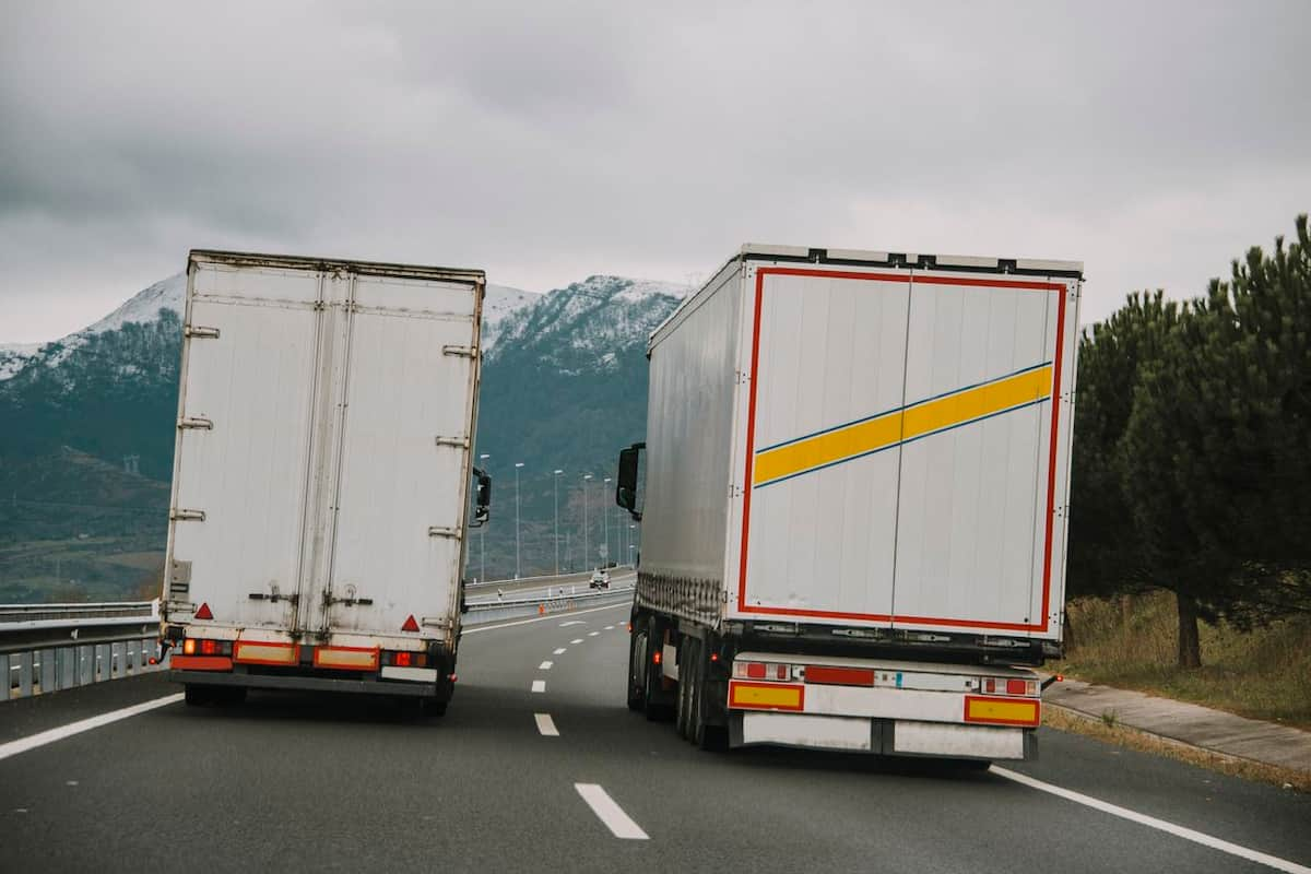Truck Overtaking Accidents