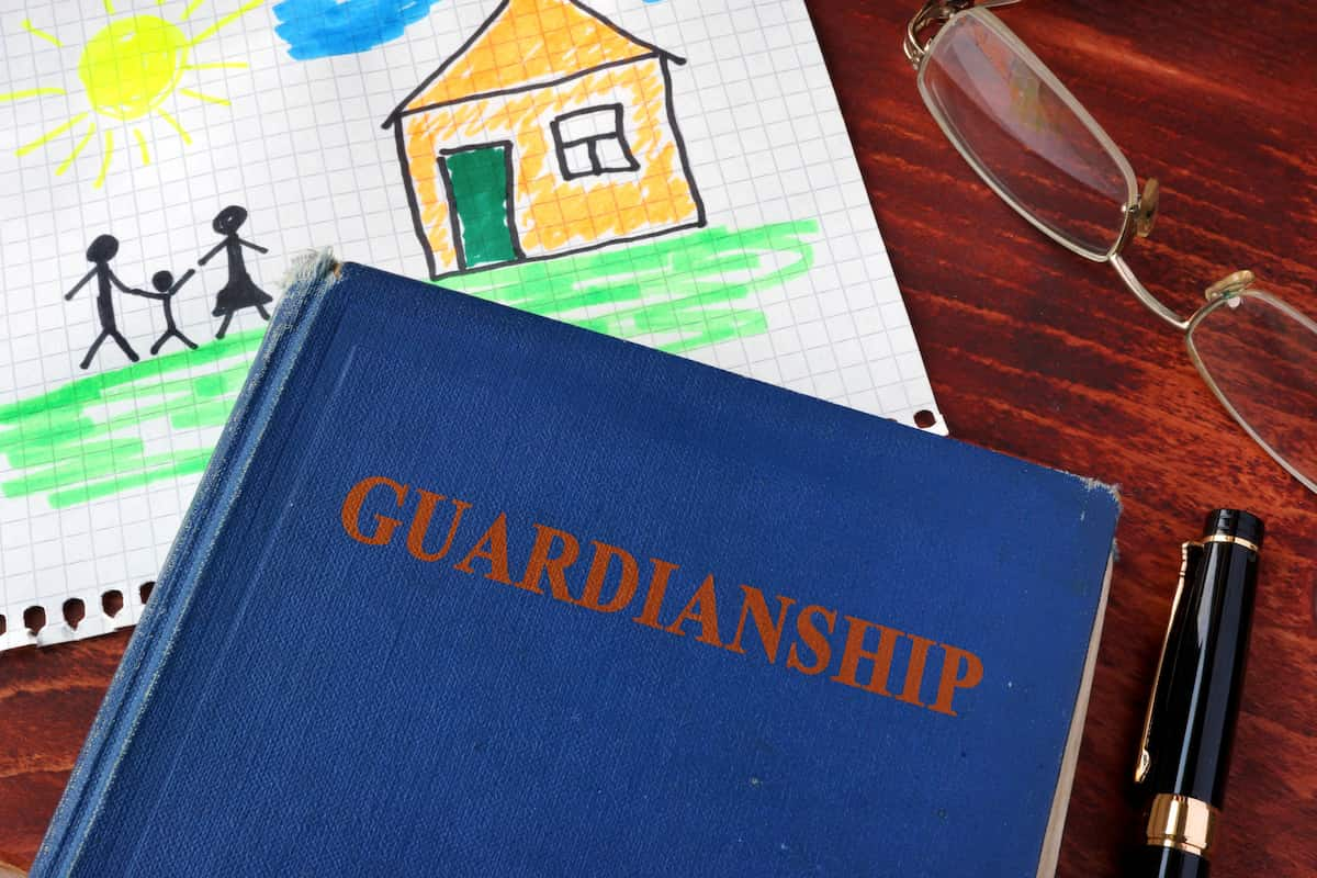 what is a legal guardian