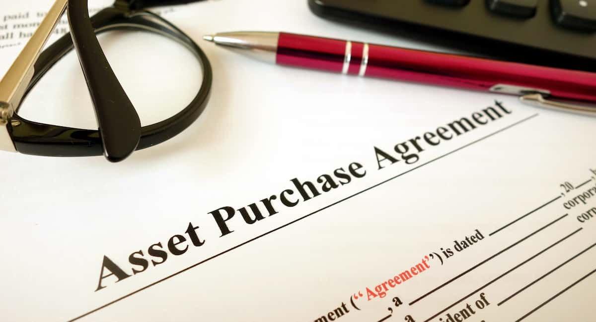 Asset Purchase Transaction