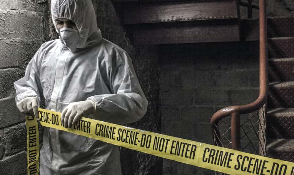 Cleanup Regulations for Crime Scene