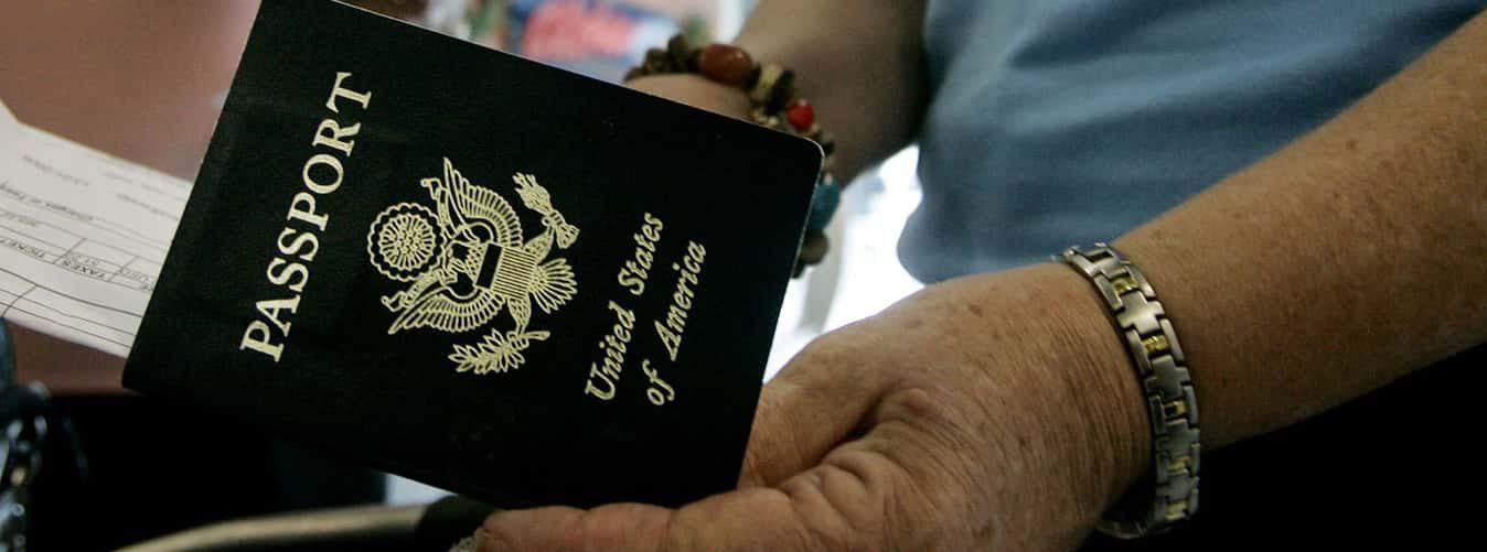 Non-Renewal of Passports