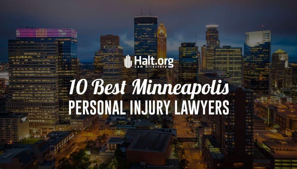 10 Best Personal Injury Lawyers Minneapolis