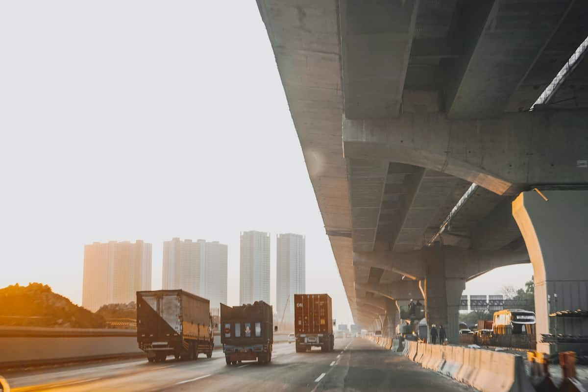 Safety of Large Commercial Vehicles