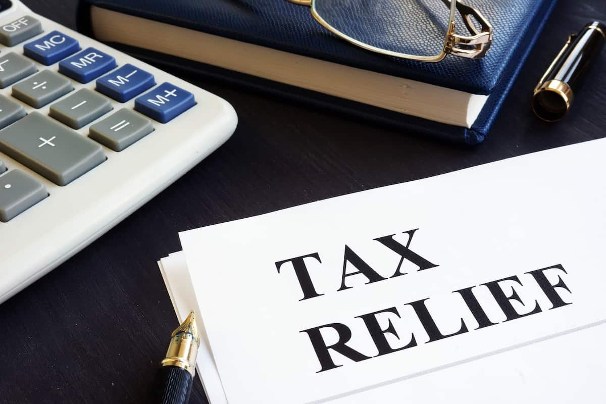 Tax Relief Options