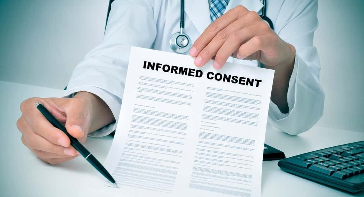 The Medical Ethics of Informed Consent