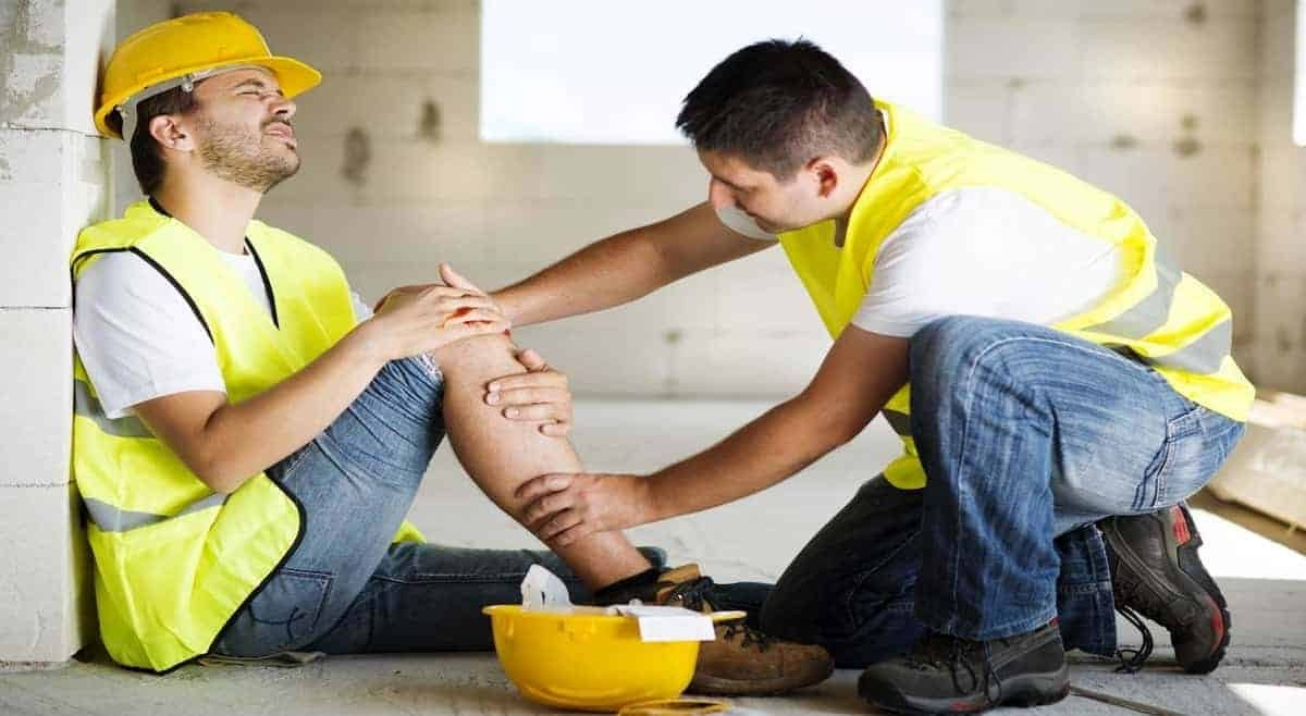 To sue someone for an injury, you must first build a case