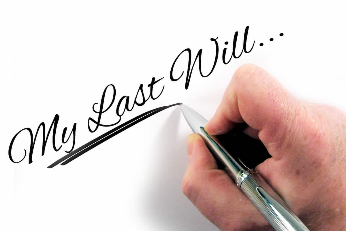 how much does it cost to have a will drawn up