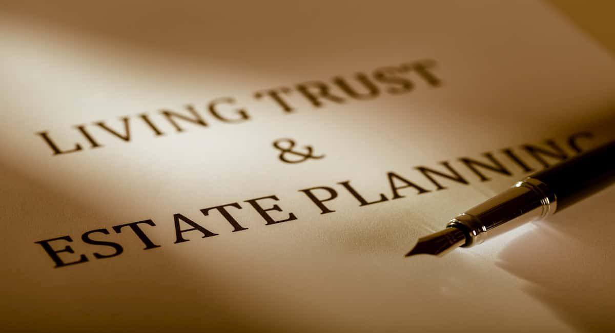 living wills and trusts