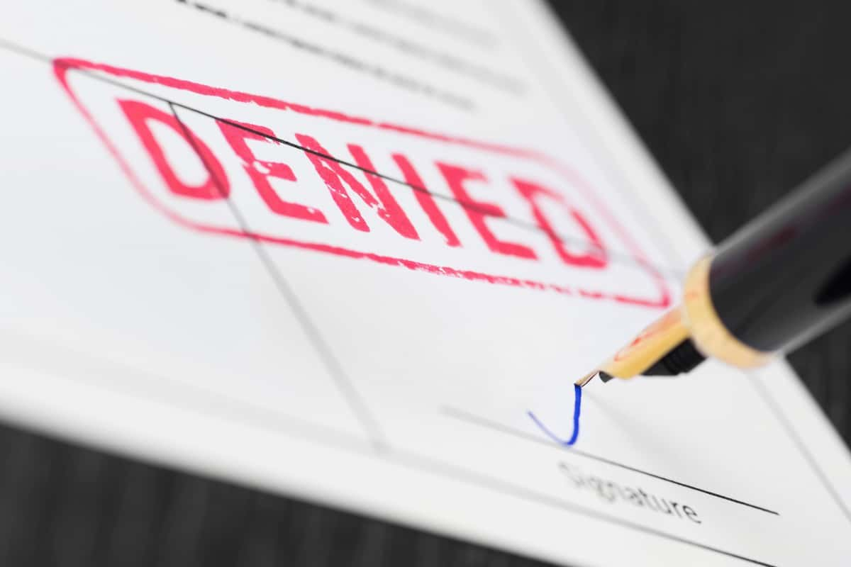 social security disability denied