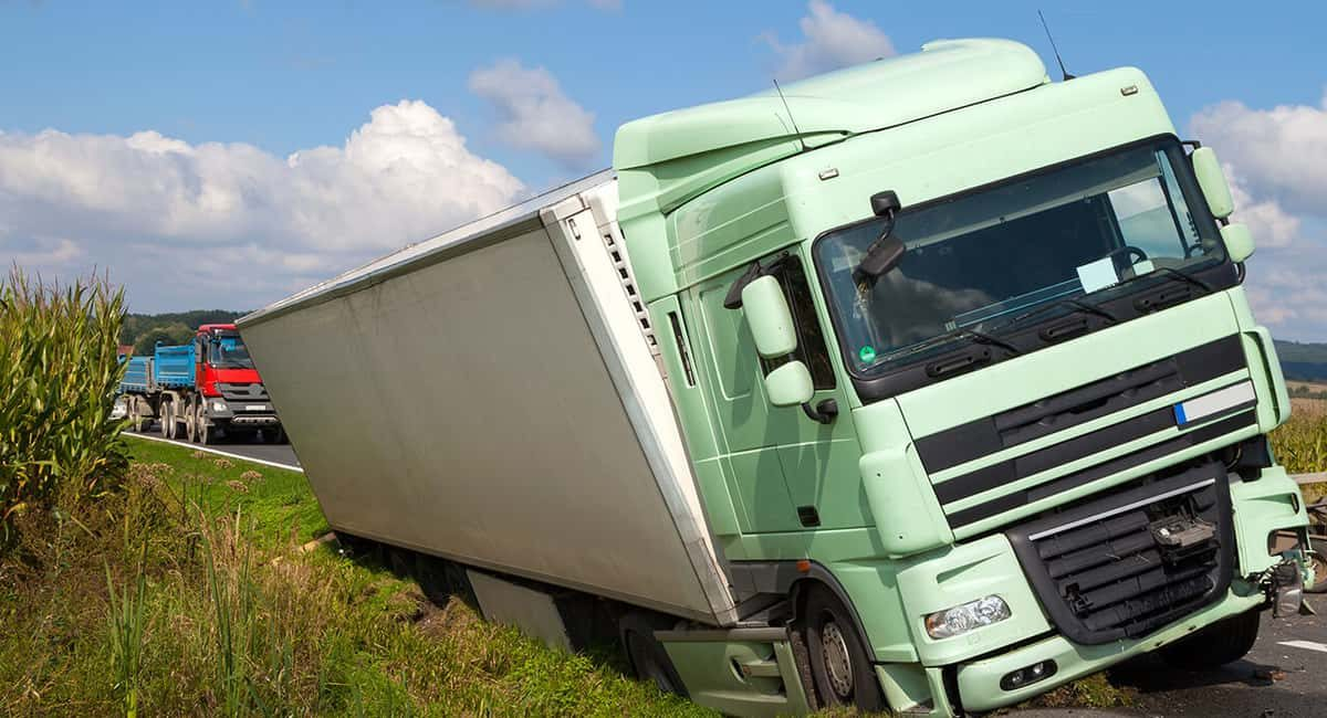sustained an injury from a commercial vehicle