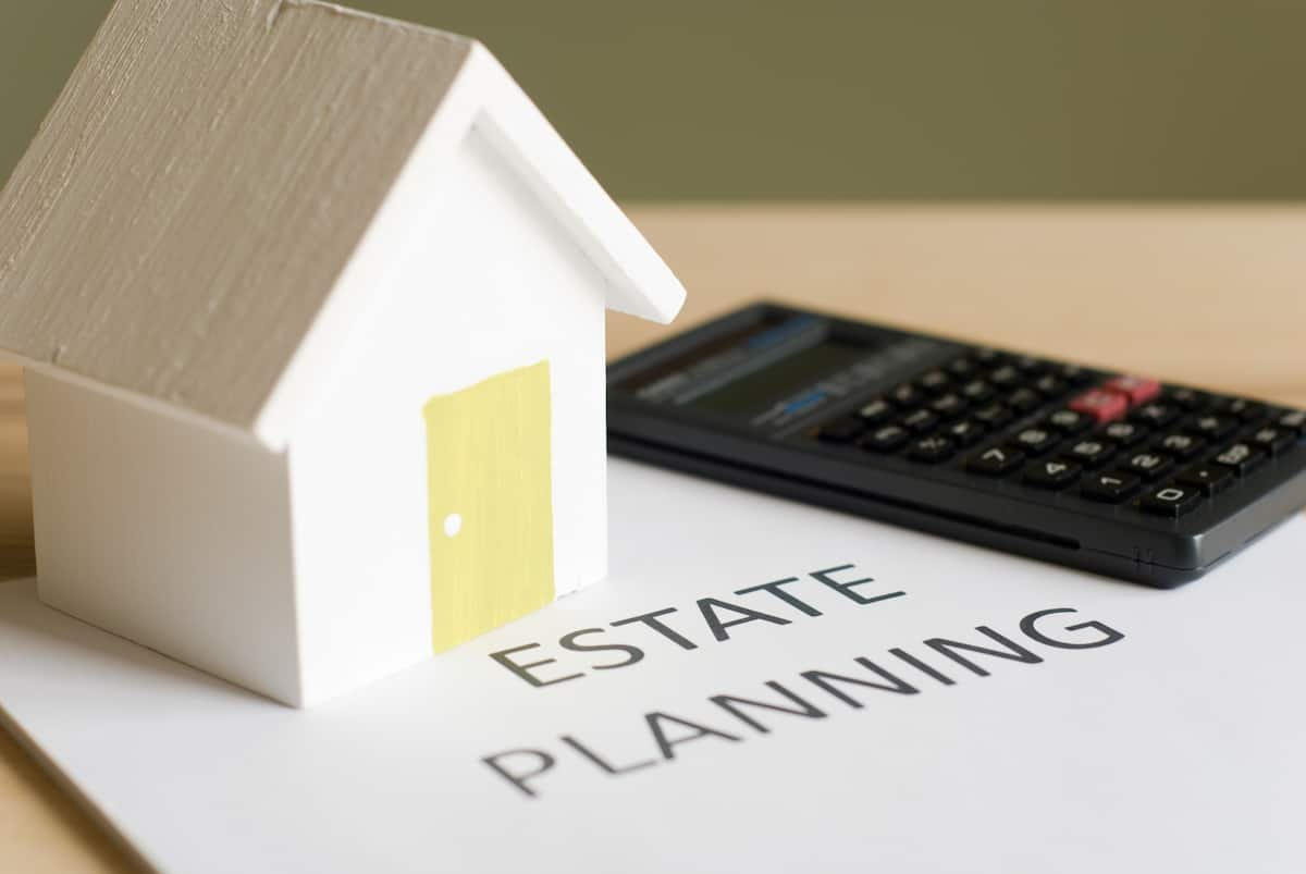 what is the purpose of making an estate plan