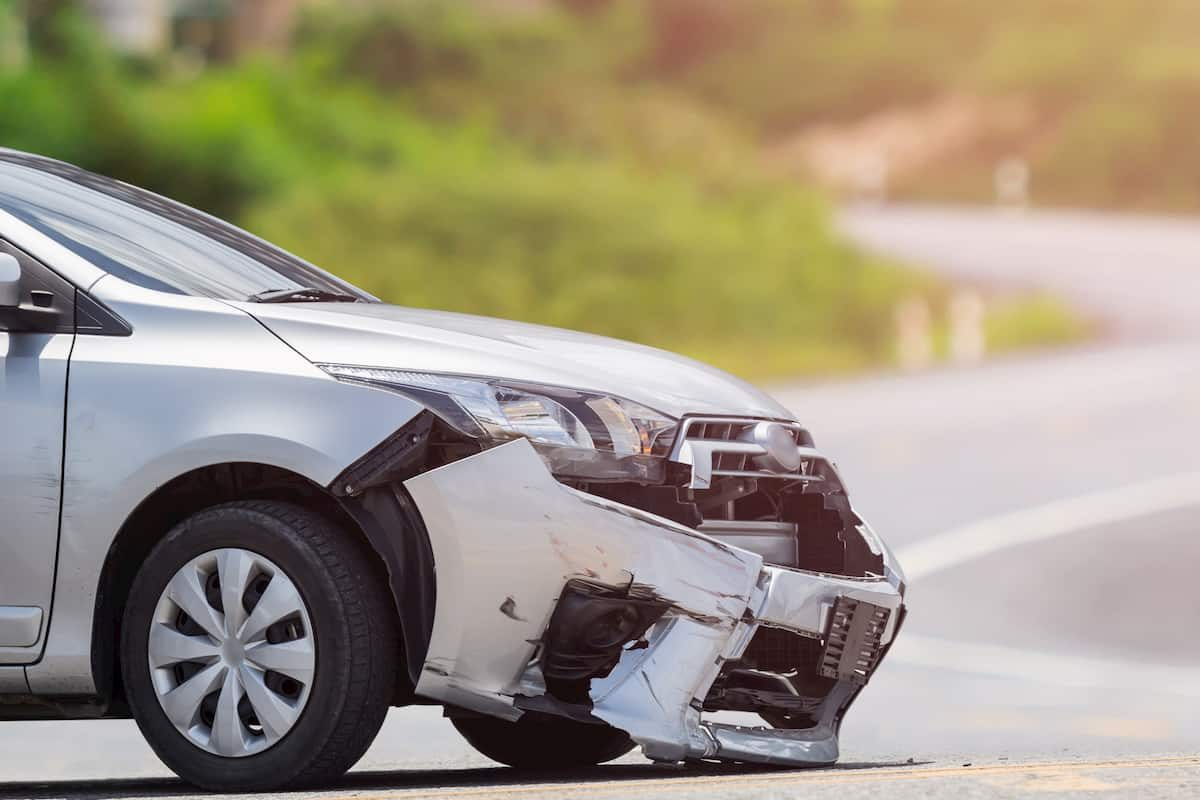 what to do if you hit a car and they drive off